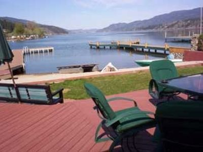 Photo for 4BR House Vacation Rental in Lake Country, BC