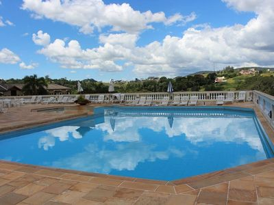 Photo for Flat for Leisure and Relaxation in Serra Negra - SP