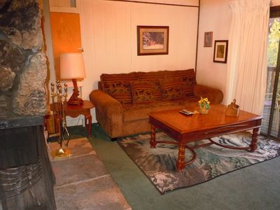Photo for 2 Bedroom Premier Townhouse with Spa at the Base of Snow Summit Ski Resort!