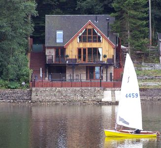 Photo for Detached House Directly on Rudyard Lake, Staffordshire Moorlands