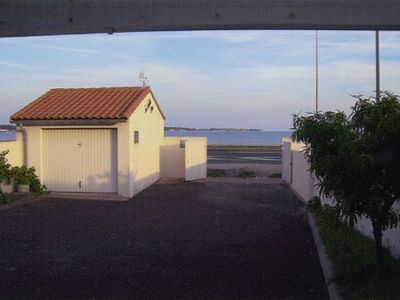 Photo for COMFORTABLE HOUSE WITH SEA VIEW on the bay of Rivedoux