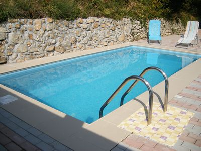 Small shared pool.