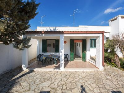 Photo for 2BR House Vacation Rental in Torre Lapillo, Puglia - Apulia