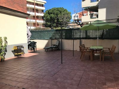 Photo for 116 - MILENIUM - WONDERFUL LOW WITH BARBECUE 2 MINUTES FROM THE BEACH