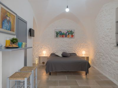 Photo for Enchanting studio in Ostuni by Wonderful Italy