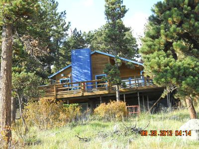 Photo for Beautiful Mountain Home w/Hot Tub Bordering National Forest