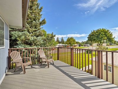 Photo for NEW! Cozy Rigby Apartment Near Lake & Yellowstone!