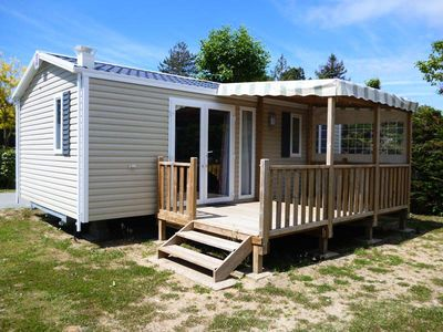 Photo for Camping Domaine des Salins **** - Mobil Home 3 Rooms 4/5 People