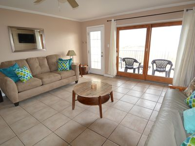 Photo for Beautiful Beach Front! Sleeps 12! 3 bdr/2ba
