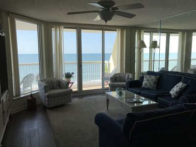 Photo for Fantastic Reviews - oceanfront beautiful views!! Updated!!