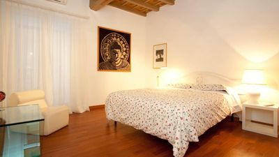 Photo for Agnese In Agone,Apartment with excellent price to twenty meters from Piazza Navone!