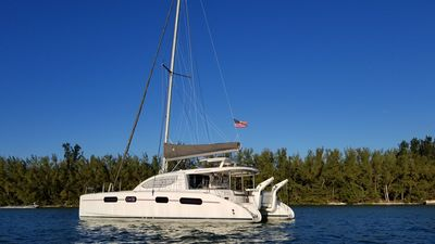 Photo for Slumber at Sea in Key West on a 46' Luxury Catamaran