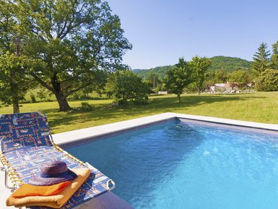 Photo for Charming stone Villa on 4000 sqm of private land