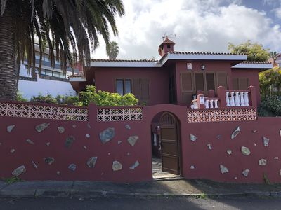 Photo for Villa with views to the sea and the Teide and the Island of La Palma