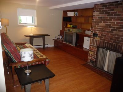 Photo for Charming little apartment in Quebec, ideal for tourists. Charming and quiet