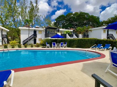 Photo for South Coast Golf & Pool Townhouse -Rockley Resort
