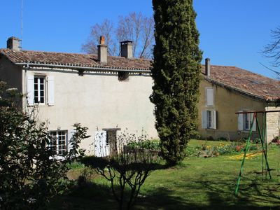Photo for The cottage Dauga: a charming rental in Gironde
