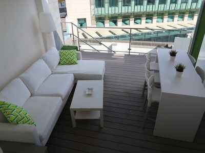 Photo for Luxury Penthouse in the center (Triana Street) FREE WIFI