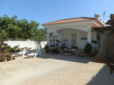 Photo for CASA CANTROBELLA,Ideal house for your holidays near the sea, free wifi, pets allowed, dog's beach.