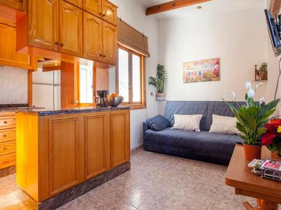 Photo for Holiday apartment Valencia for 2 - 4 persons with 2 bedrooms - Penthouse holiday apartment