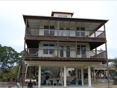 Photo for No Huricane Damage, Ready to Rent! Bay and Beach Deeded Access! Recent Upgrades!