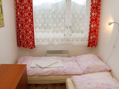 Photo for Apartment 1.4 km from the center of Horní Bečva with Parking, Internet, Garden (63557)