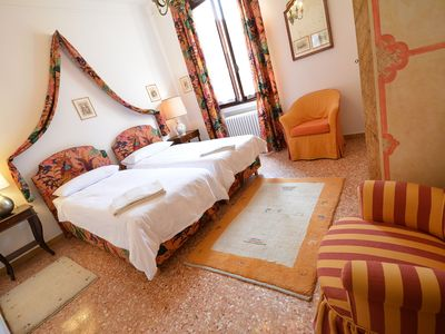 Photo for SAN POLO ROMANTIC 2doubles Wifi AirCond