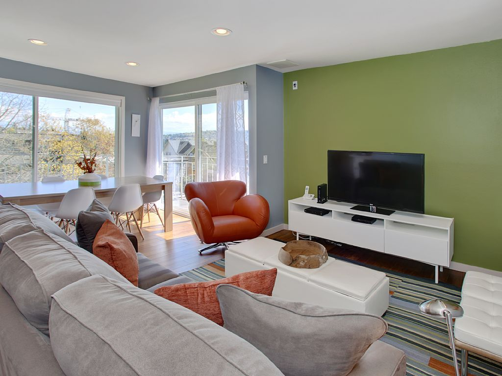 Modern Two Bedroom In Fremont With View Vrbo
