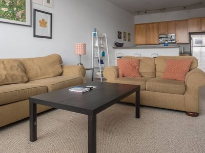 Photo for Spacious Townhome | Dining + Nightlife | Parking