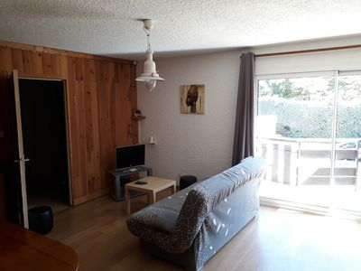 Photo for Rent furnished apartment T2 44 M2 Lake Embrun