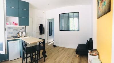 Photo for Sunny, cozy and new 2room flat next to Paris