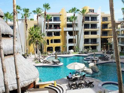 Photo for Great View 1BR Studio Sleeps 4 in Cabo San Lucas