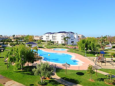 Photo for Apartment Urb Bahia Golf  in Rota, Costa de la Luz - 4 persons, 2 bedrooms