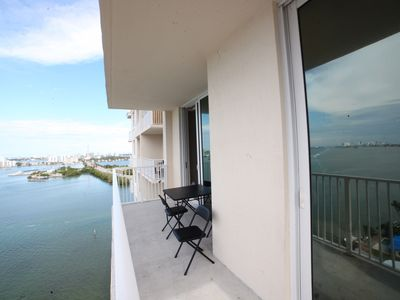 Photo for NEW LISTING ☼ Close to Downtown, Walking Distance to Beach ☼ Sauna, Gym