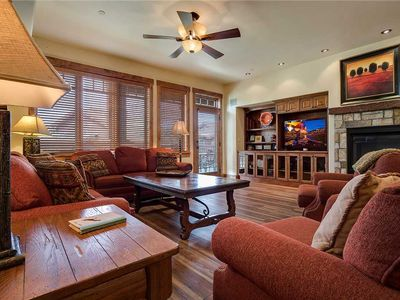 Photo for EL5105 WINTER SPECIALS! Private Patio with Hot Tub, Fire Place and BBQ!