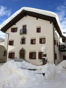 Photo for Holiday apartment Bever for 2 persons - Historical building