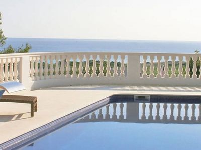 Photo for 5 bedroom Apartment, sleeps 12 in Son Bou with Pool, Air Con and WiFi