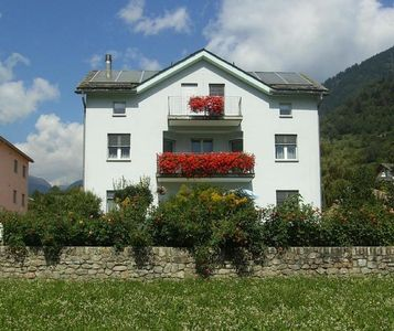 Photo for 1BR Apartment Vacation Rental in Poschiavo, Puschlav