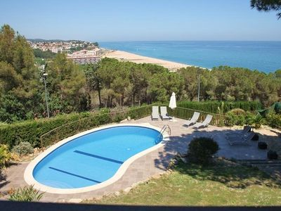 Photo for Magnificent sea views and private pool near the beach
