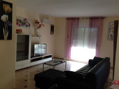 Photo for Bottom conditioned Villa of 90 sqm, 3 Bedrooms, pool and tennis court