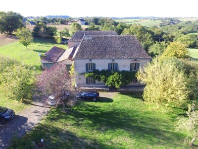 Photo for Gite Montirat, 5 bedrooms, 12 persons