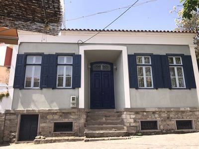 Photo for Stone built house, fully renovated, high ceilings, big windows