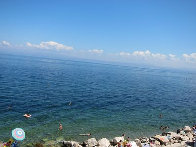 Photo for Piran Large Family Home - Near Sea (2 private apartments + shared roof terrace)