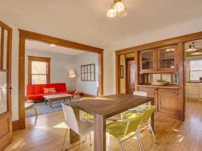 Photo for Midtown Metro Condo In Bright Brownstone