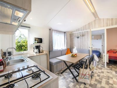 Photo for Camping Le Bel Air ***** - Mobile Home Quattro 5 Rooms 8 People