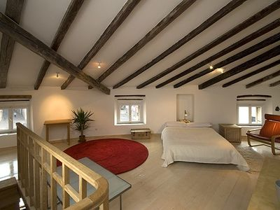 Photo for Benussi - a spacious apartment in a medieval house. Free broadband