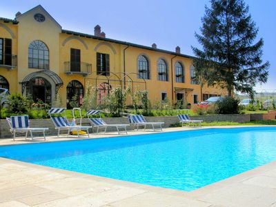 Photo for Modern Mansion in Nizza Monferrato with Swimming Pool