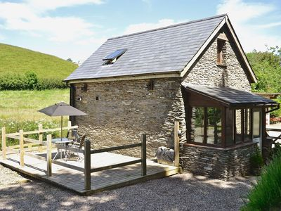 Photo for 1BR Cottage Vacation Rental in Combe Martin, North Devon