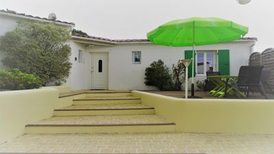 Photo for HOUSE 4 PERS. close to the beach and shops