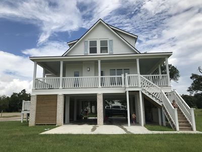 Photo for Gulfport Beach Front Home, Amazing  Views